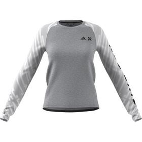 adidas Five Ten Trailcross Blouse Dames, grey three